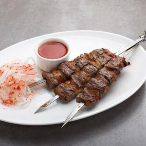 Блюда из мангала